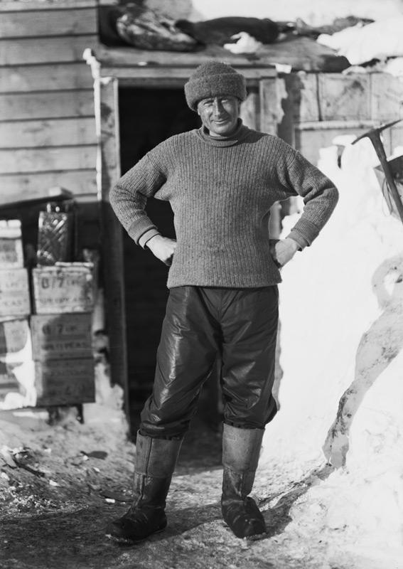 Dr. Edward Wilson war als Arzt, Wissenschaftler, Künstler und Vertrauter bei zwei von Scotts Expeditionen in der Antarktis dabei. Er war ein wichtiges Mitglied der Expeditionsmannschaft und starb zusammen mit Scott auf dem Rückweg vom Südpol. (Bild: Canterbury Museum)