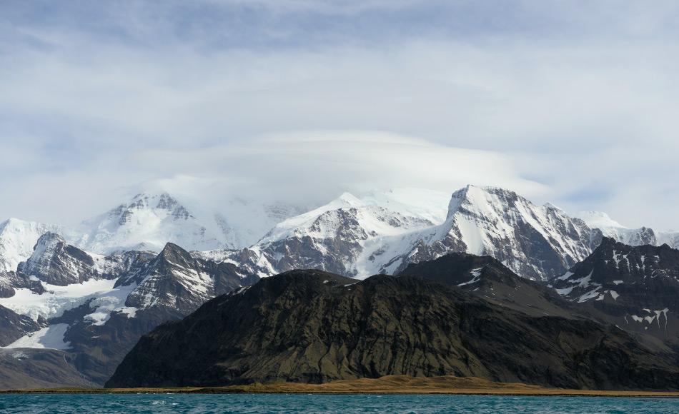 Die Insel, die rund 164 km lang und 33 km breit ist, bietet Nistmöglichkeiten für Millionen von Vögel, Robben und Walen. Sie ist ein britisches Überseegebiet und wird von einem ernannten Regierungsbeamten verwaltet. Bild: Michael Wenger