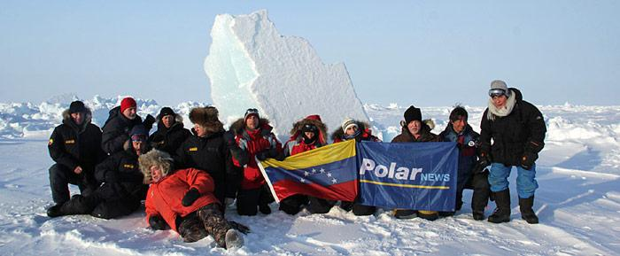 PolarNEWS am Nordpol