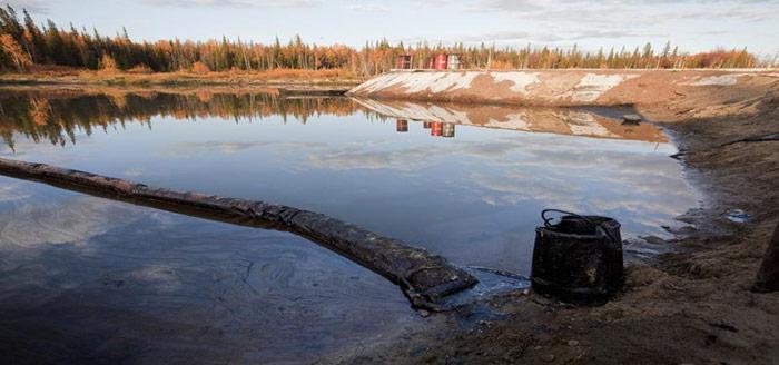 Verschmutze Flüsse belasten den arktischen Ozean in bisher kaum bekanntem Ausmass.