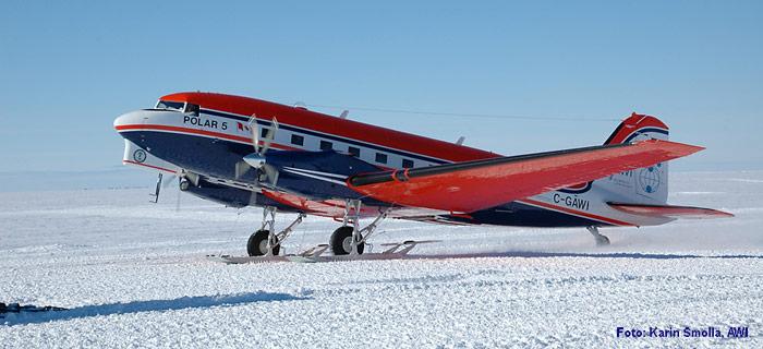 Polar_5_in_der_Antarktis