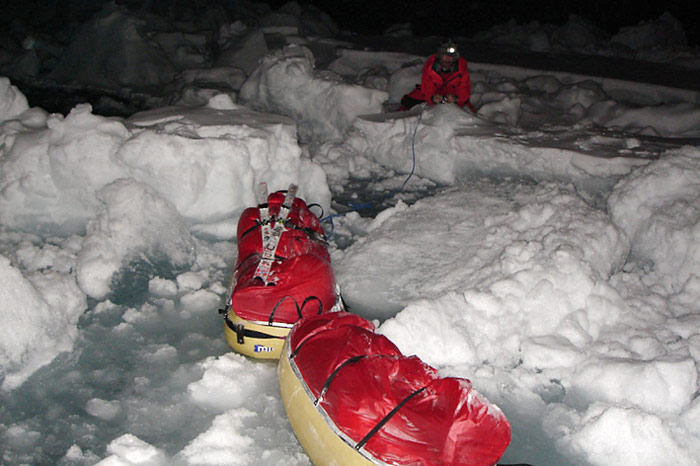 Eiseinbruch