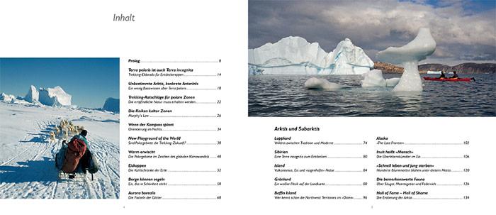 Auf 304 Seiten findet der Leser wichtige Informationen zur Durchführung von Touren in der Arktis und Antarktis.