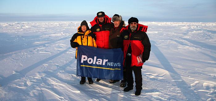 PolarNEWS am Nordol