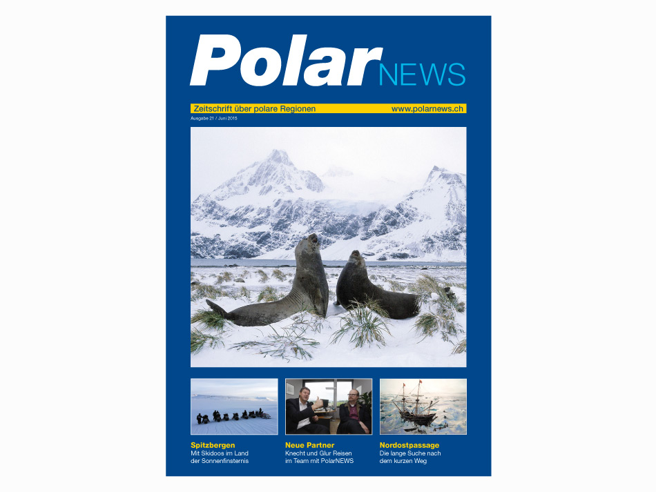 PolarNEWS Magazin Titel 21